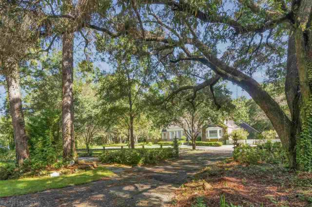 18302 Woodland Drive, Fairhope, AL 36532 (MLS #275117) :: Gulf Coast Experts Real Estate Team