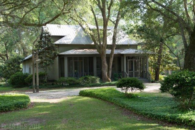 15177 Sweet Olive Circle, Magnolia Springs, AL 36555 (MLS #275191) :: Jason Will Real Estate
