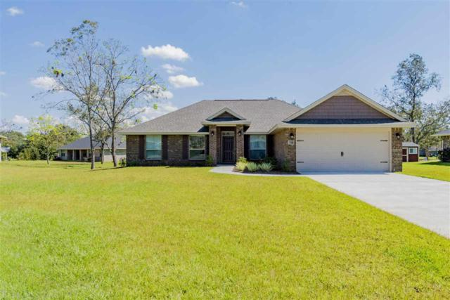 13168 Cragford Court, Foley, AL 36535 (MLS #275249) :: The Premiere Team