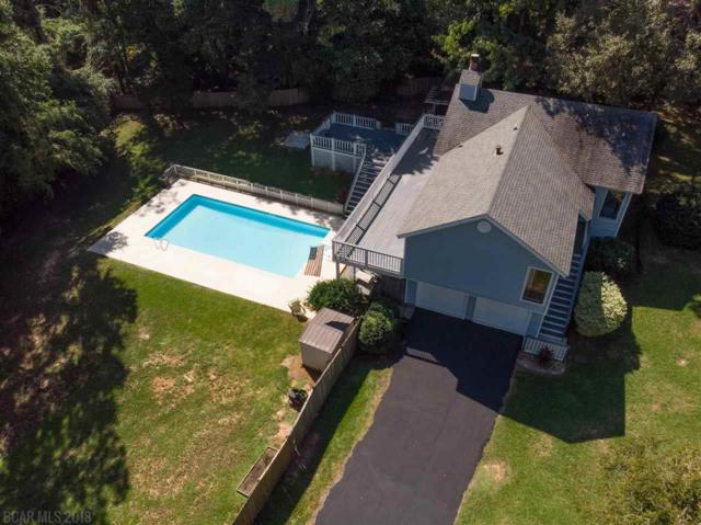 166 Country Club Drive, Daphne, AL 36526 (MLS #275293) :: Elite Real Estate Solutions