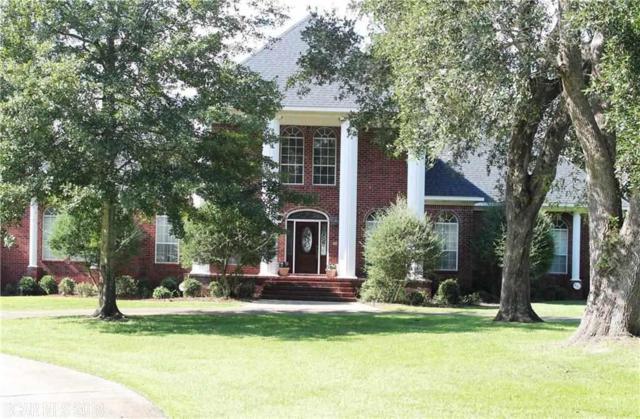 5030 Cypress Pointe Road, Theodore, AL 36582 (MLS #275308) :: Elite Real Estate Solutions