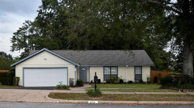 2213 W Woodlea Dr, Mobile, AL 36695 (MLS #275405) :: Elite Real Estate Solutions