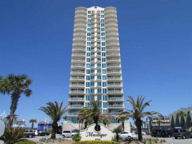 2000 W Beach Blvd #1901, Gulf Shores, AL 36542 (MLS #275486) :: Bellator Real Estate & Development