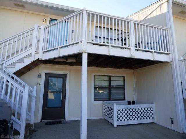 27070 Perdido Beach Blvd #39, Orange Beach, AL 36561 (MLS #275495) :: Jason Will Real Estate