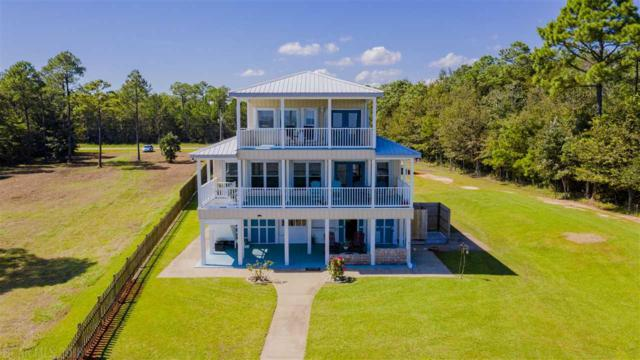 15081 Dauphin Island Pkwy, Coden, AL 36523 (MLS #275498) :: Elite Real Estate Solutions