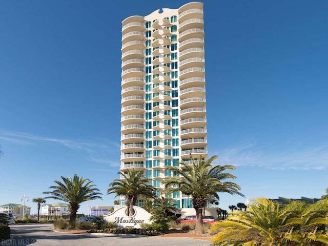 2000 W Beach Blvd #802, Gulf Shores, AL 36542 (MLS #275557) :: Bellator Real Estate & Development