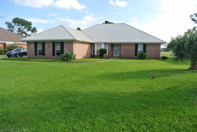 9115 Clubhouse Drive, Foley, AL 36535 (MLS #275562) :: Coldwell Banker Coastal Realty