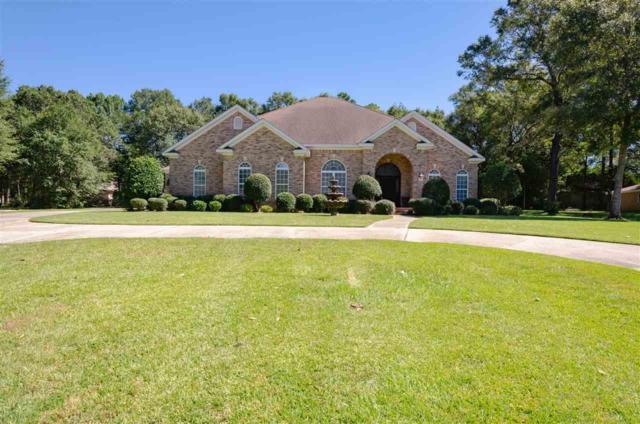 3281 Benyard Drive, Mobile, AL 36619 (MLS #275588) :: Elite Real Estate Solutions