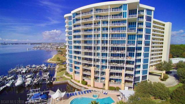 28250 E Canal Road #908, Orange Beach, AL 36561 (MLS #275589) :: ResortQuest Real Estate