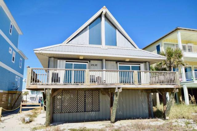 1537 W Beach Blvd, Gulf Shores, AL 36542 (MLS #275608) :: The Kim and Brian Team at RE/MAX Paradise