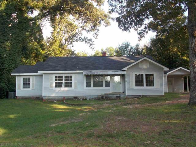 5869 S Highway 21, Frisco City, AL 36445 (MLS #275648) :: ResortQuest Real Estate