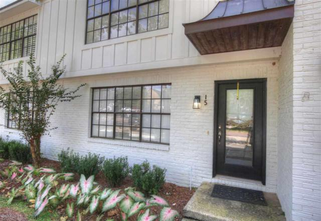 314 Gayfer Court #15, Fairhope, AL 36532 (MLS #275663) :: Elite Real Estate Solutions