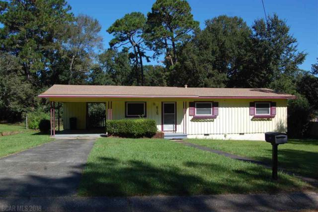 615 Bellangee Avenue, Fairhope, AL 36532 (MLS #275680) :: Gulf Coast Experts Real Estate Team