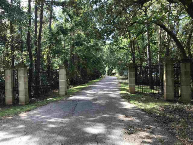 10750 Riverview Nursery Rd, Theodore, AL 36582 (MLS #275699) :: Alabama Coastal Living