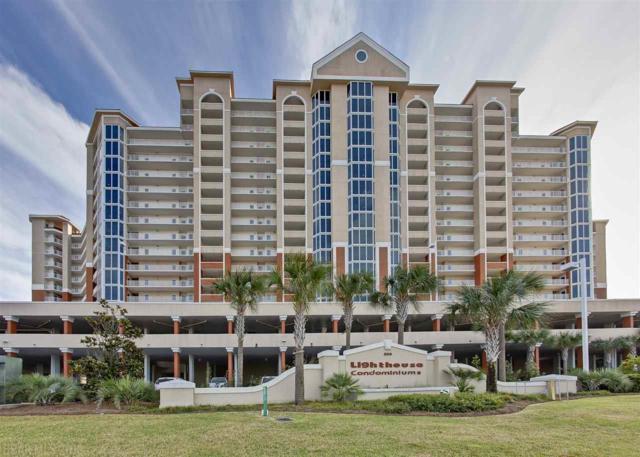 455 E Beach Blvd #506, Gulf Shores, AL 36542 (MLS #275711) :: The Premiere Team