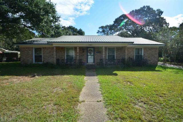 261 Lakeview Drive, Mobile, AL 36695 (MLS #275757) :: Gulf Coast Experts Real Estate Team