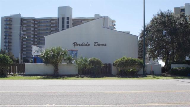 27070 Perdido Beach Blvd #27, Orange Beach, AL 36561 (MLS #275982) :: Jason Will Real Estate