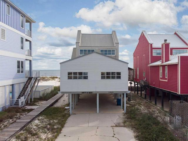 1221 W Beach Blvd, Gulf Shores, AL 36542 (MLS #276026) :: The Kim and Brian Team at RE/MAX Paradise