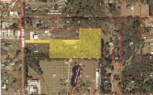 0 Highway 181, Fairhope, AL 36532 (MLS #276029) :: Gulf Coast Experts Real Estate Team