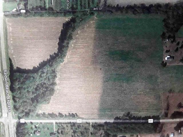19080 County Road 83, Summerdale, AL 36580 (MLS #276066) :: Elite Real Estate Solutions