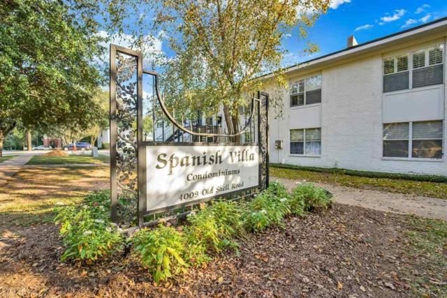 4009 Old Shell Road C21, Mobile, AL 36608 (MLS #276074) :: Jason Will Real Estate