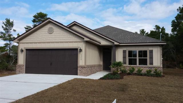3115 Pinewood Cir, Lillian, AL 36549 (MLS #276086) :: Gulf Coast Experts Real Estate Team