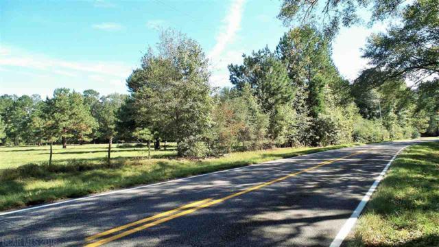 2 Bryants Landing Road, Stockton, AL 36579 (MLS #276095) :: Elite Real Estate Solutions