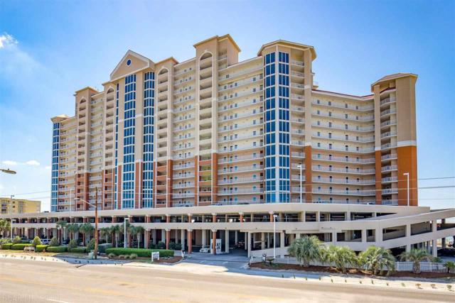 455 E Beach Blvd #302, Gulf Shores, AL 36542 (MLS #276111) :: Coldwell Banker Coastal Realty