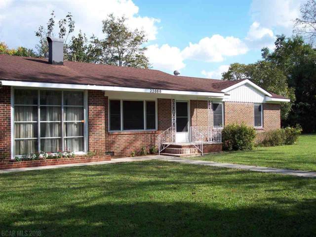 22080 Ninth St, Silverhill, AL 36576 (MLS #276172) :: Elite Real Estate Solutions
