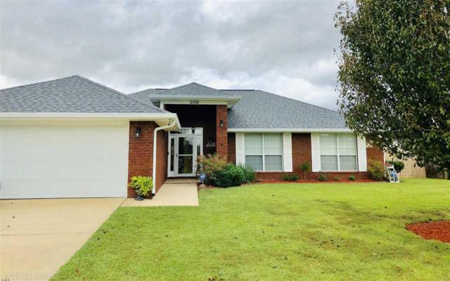 2509 Crossford Dr, Foley, AL 36535 (MLS #276185) :: The Premiere Team