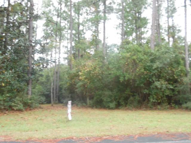 2671 Spanish Cove Dr N, Lillian, AL 36549 (MLS #276256) :: Jason Will Real Estate