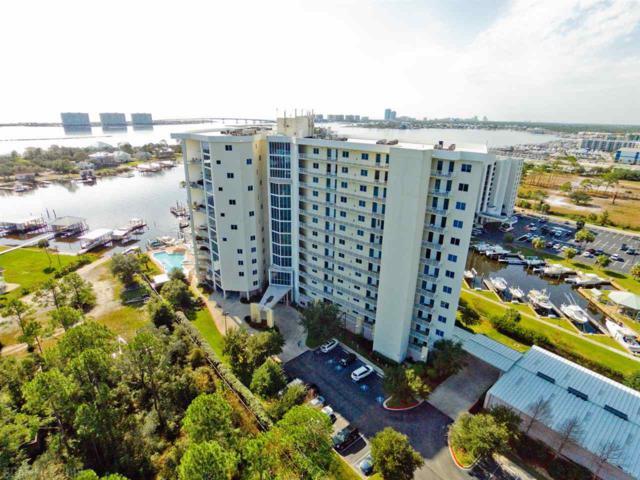 28250 Canal Road #104, Orange Beach, AL 36561 (MLS #276417) :: Jason Will Real Estate