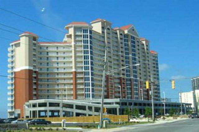 455 E Beach Blvd #804, Gulf Shores, AL 36542 (MLS #276418) :: Ashurst & Niemeyer Real Estate