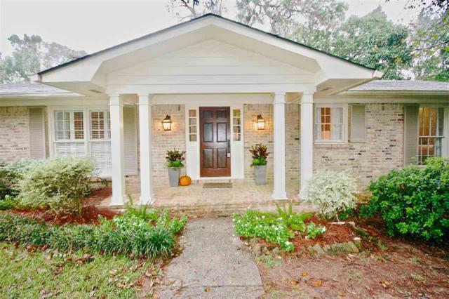 4133 Ursuline Drive, Mobile, AL 36608 (MLS #276436) :: Elite Real Estate Solutions