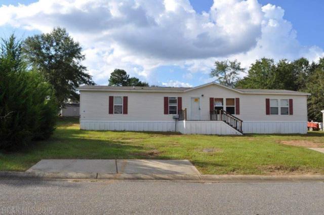 24781 Turning Leaf Drive, Loxley, AL 36551 (MLS #276514) :: Elite Real Estate Solutions