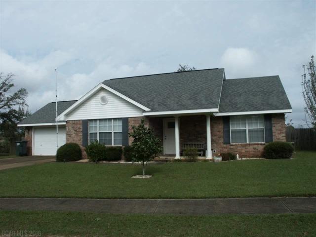 16305 Mansion Street, Foley, AL 36535 (MLS #276539) :: Elite Real Estate Solutions