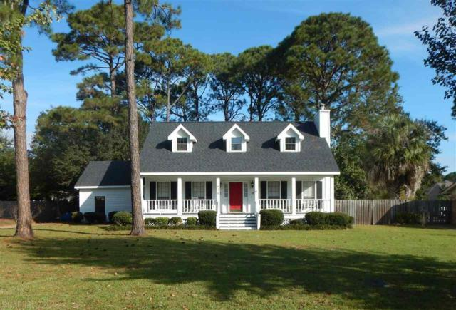 416 Wedgewood Drive, Gulf Shores, AL 36542 (MLS #276554) :: Ashurst & Niemeyer Real Estate