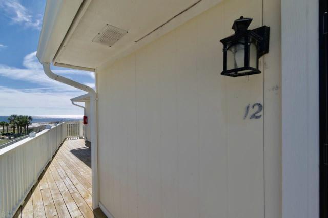 27070 Perdido Beach Blvd #12, Orange Beach, AL 36561 (MLS #276585) :: The Kim and Brian Team at RE/MAX Paradise