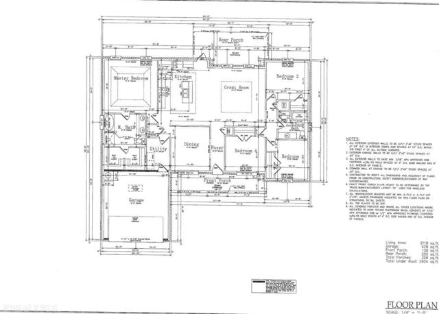 10777 Lyttleton Loop, Lillian, AL 36549 (MLS #276591) :: Gulf Coast Experts Real Estate Team