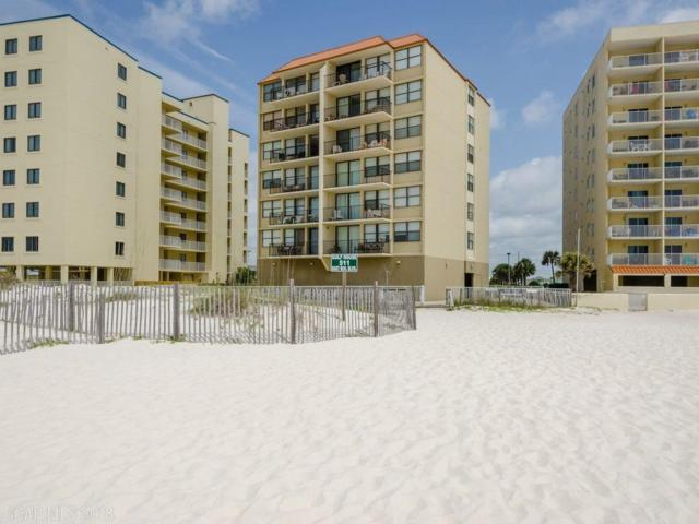 511 E Beach Blvd #503, Gulf Shores, AL 36542 (MLS #276600) :: ResortQuest Real Estate