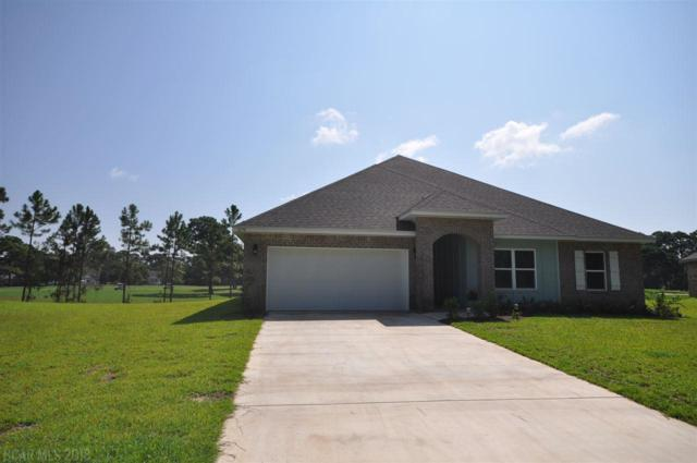 2230 Hogan Dr, Gulf Shores, AL 36542 (MLS #276626) :: Coldwell Banker Coastal Realty