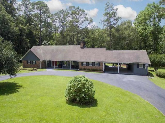 22817 Adams Drive, Robertsdale, AL 36567 (MLS #276743) :: Elite Real Estate Solutions