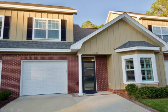 430 W State Highway 180 #1603, Gulf Shores, AL 36542 (MLS #276749) :: Ashurst & Niemeyer Real Estate