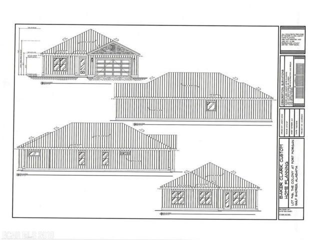 1229 Dorado Way, Gulf Shores, AL 36542 (MLS #276793) :: Coldwell Banker Coastal Realty