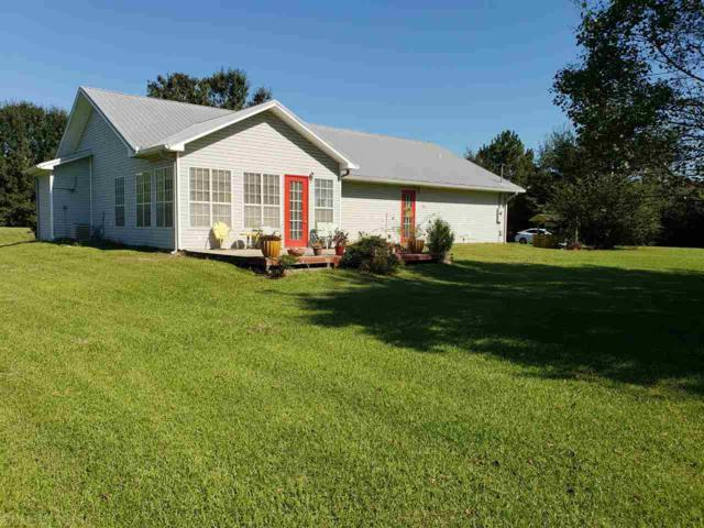 16686 Underwood Road, Foley, AL 36535 (MLS #277037) :: Jason Will Real Estate
