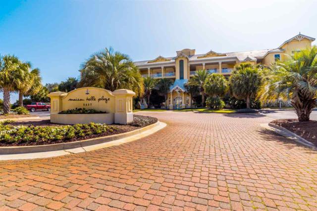 9350 Marigot Promenade 102-E, Gulf Shores, AL 36542 (MLS #277053) :: JWRE Mobile