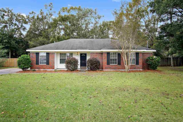 4762 W Copeland Island Dr, Mobile, AL 36695 (MLS #277074) :: Elite Real Estate Solutions