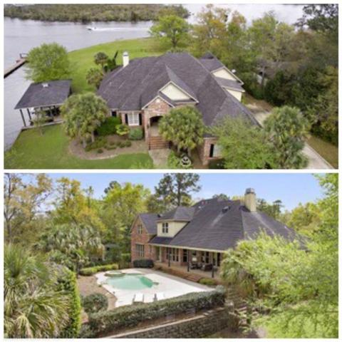 3730 Belle Isle Lane, Mobile, AL 36619 (MLS #277142) :: Jason Will Real Estate