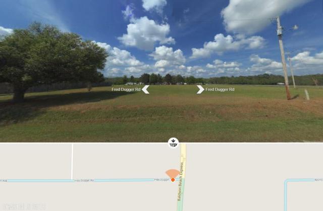 0 Fred Dugger Road, Summerdale, AL 36580 (MLS #277246) :: JWRE Mobile