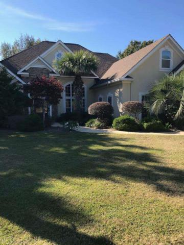 25 SW Bayside Court, Gulf Shores, AL 36542 (MLS #277273) :: Coldwell Banker Coastal Realty